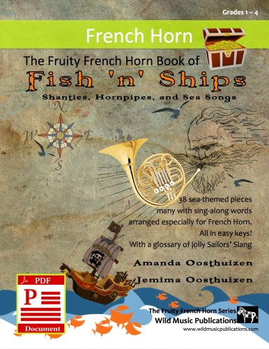 The Fruity French Horn Book of Fish 'n' Ships Download