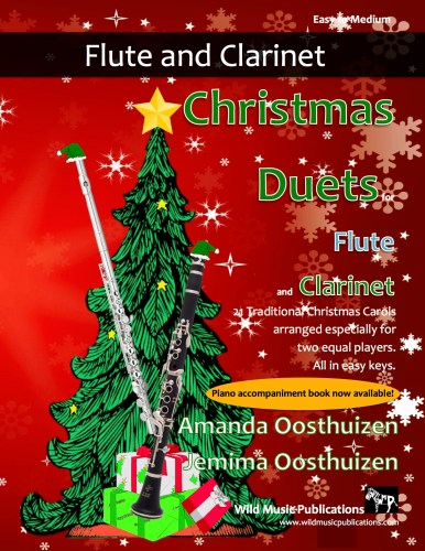 Christmas Duets for Flute and Clarinet