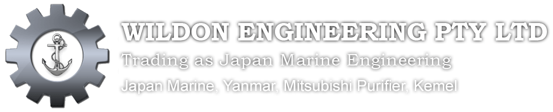 Wildon Engineering Melbourne - Japan Marine, Yanmar, Mitsubishi Purifier, Kemel