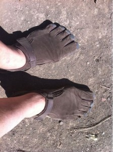 Vibram Five Fingers KSO Trek