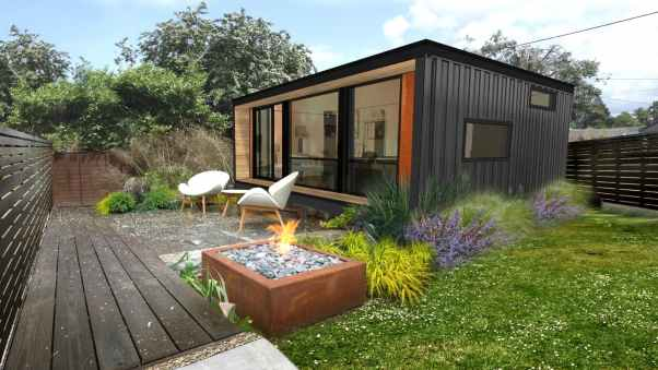 Honomobo container house via Gizmag