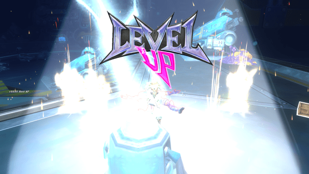 Level up.....with extra quickness!