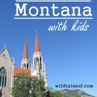 Visiting Helena, Montana with Kids