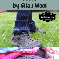 Keeping Kids Warm: Ella's Wool Tubes (Wool Pants) Review