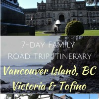 Vancouver Island Family Road Trip to Victoria & Tofino: 7-Day Itinerary