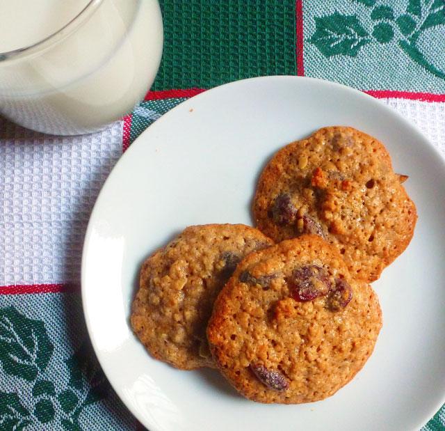 CranberryOatmeal