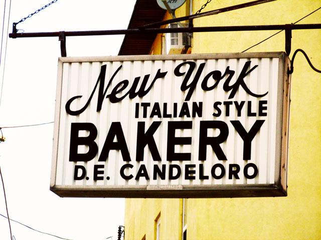 BakerySign