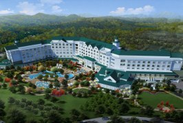 You Gotta See This: Dolly Parton's Resort Opens