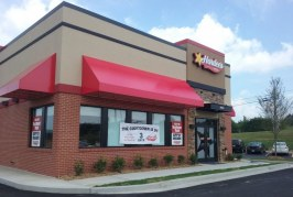 Hardee's Sets Opening Date in Spring Hill
