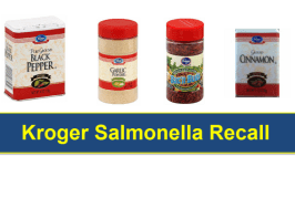 Kroger Recalls Spices