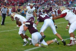 Warriors Turnovers Give Rebels First Win