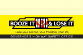 WCSO Increase DUI Enforcement with Booze It and Lose It
