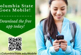 Columbia State Launches App