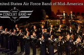 Air Force Band to Perform for Community