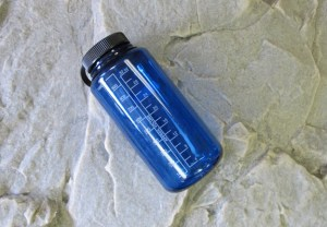 Bug Out Nalgene Water Bottle