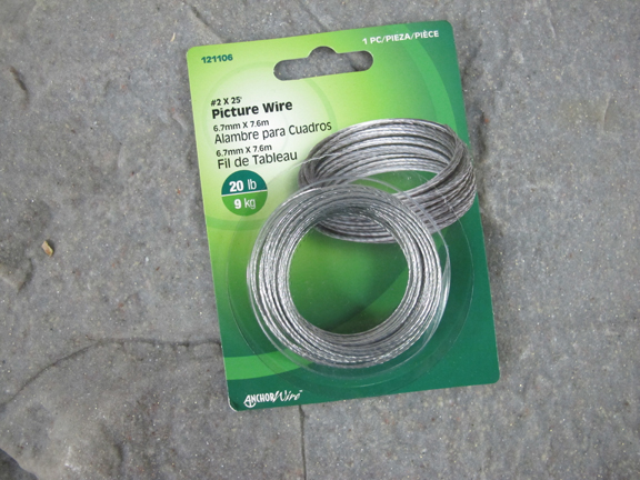 How To Make a Wire Small Game Snare For Your Survival Kit
