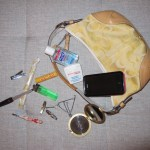 This one's for the ladies!  Improvised Purse Survival