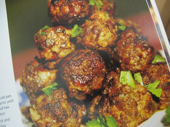 Wild Duck Meatballs