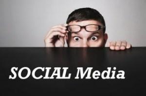 afraid of social media