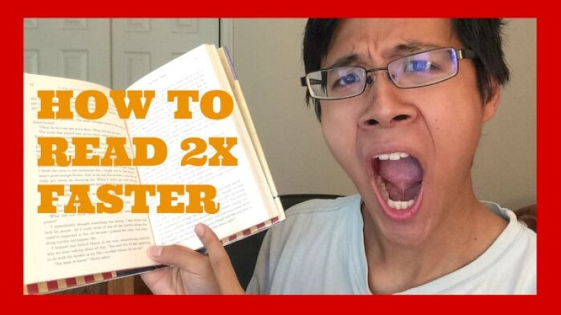 How To Double Your Reading Speed in 5 Minutes