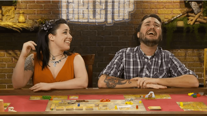 Here's The Game Lineup for Tabletop Season Four
