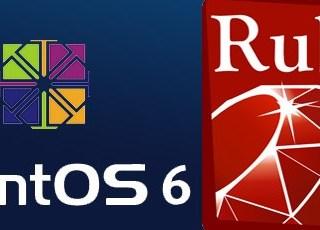 CentOS e Ruby on Rails