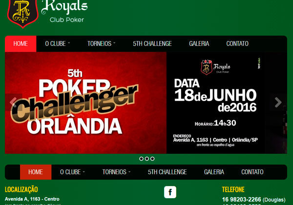 Royals Club Poker