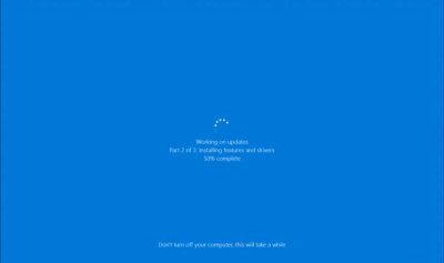 Windows 10 update stuck - what to do? - Win10 FAQ
