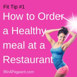 Fit Tip #1