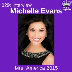 Michelle Evans - episode 29