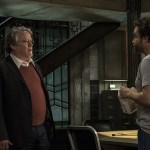 """Supernatural -- """" All In The Family"""" -- SN1121a_0246.jpg -- Pictured: Keith Szarabajka as Donatello Redfield and Rob Benedict as Chuck Shurley -- Photo: Katie Yu/The CW -- © 2016 The CW Network, LLC. All Rights Reserved"""