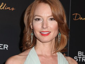 Mandatory Credit: Photo by Gregory Pace/BEI/BEI/Shutterstock (4556014p) Alicia Witt 'Danny Collins' film premiere, New York, America - 18 Mar 2015