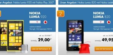 Nokia Lumia Deal