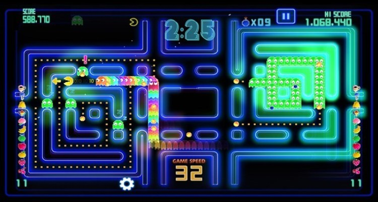 Pac-Man CE DX Windows 8 - Screenshot 1
