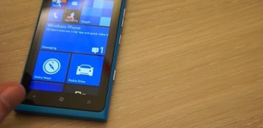 Windows Phone 7.8 auf Nokia Lumia 900