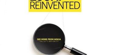 ZOOM. REINVENTED Nokia EOS PureView Einladung