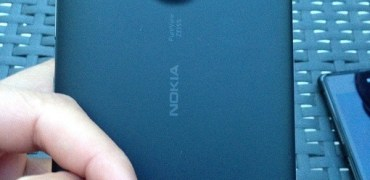 Lumia 1520 back
