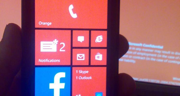 WP 8.1 auf Lumia 620