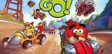 Angry Birds Go - Screenshot