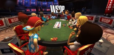 WSOP Full House Pro - Screenshot