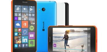 Lumia 640 Pressebild