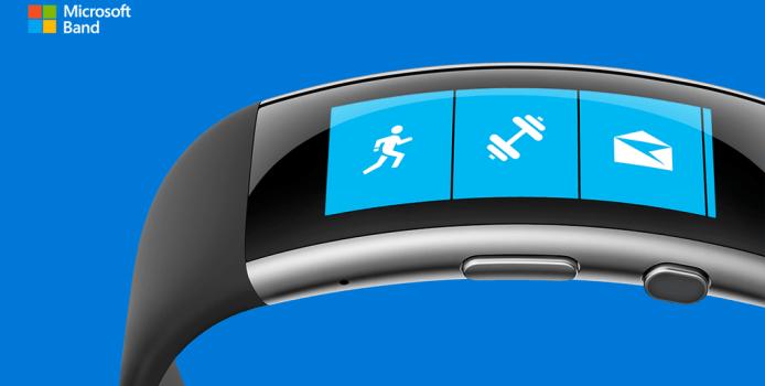 Microsoft Band App-Update bringt funktionierende Live Tile zurück