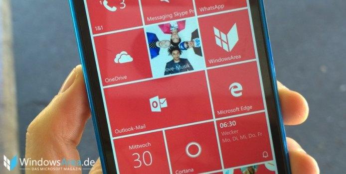 Windows 10 Mobile Build 10586.104 soll nächste Woche kommen