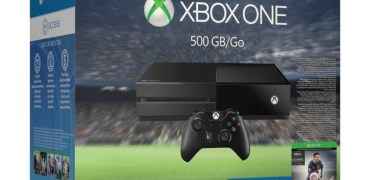 Xbox One 500GB FIFA 16 Deal Angebot