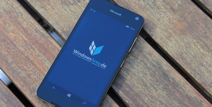 Microsoft Lumia 550 und Lumia 650 erhalten Firmware-Updates