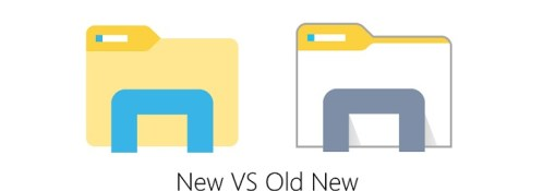 Neues Windows Explorer Icon