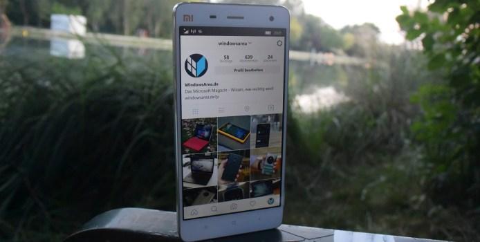 Instagram für Windows 10 Mobile: Update bringt neue Funktionen