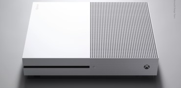Xbox One S Design Front