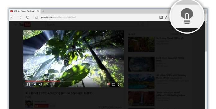Licht aus: Turn Off the Lights-Erweiterung kommt für Microsoft Edge