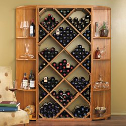 Small Of Wine Rack Cabinet